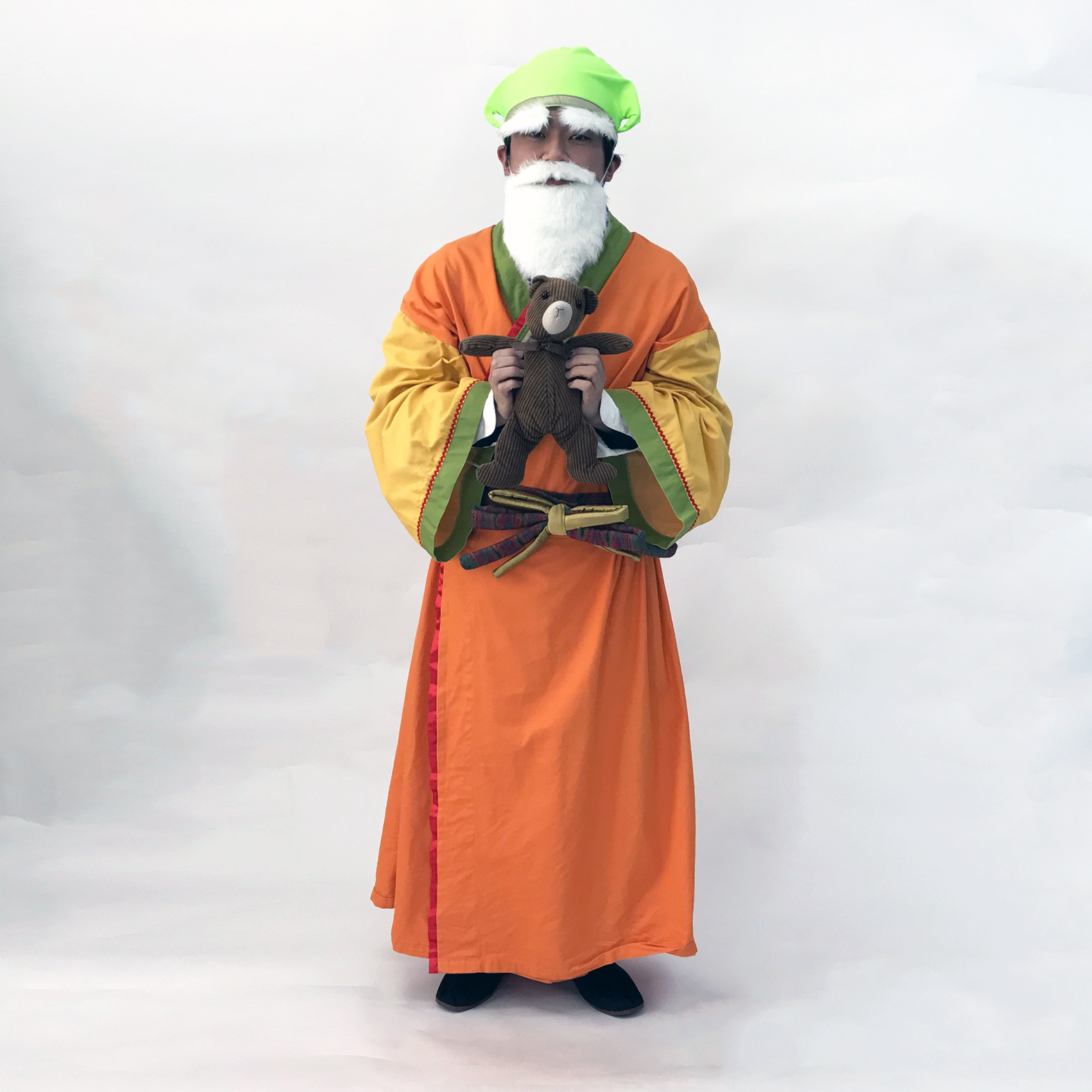 七福神 寿老人