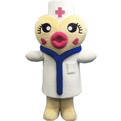 看護師のキャラクター