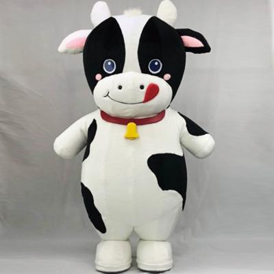 エアー着ぐるみ 牛